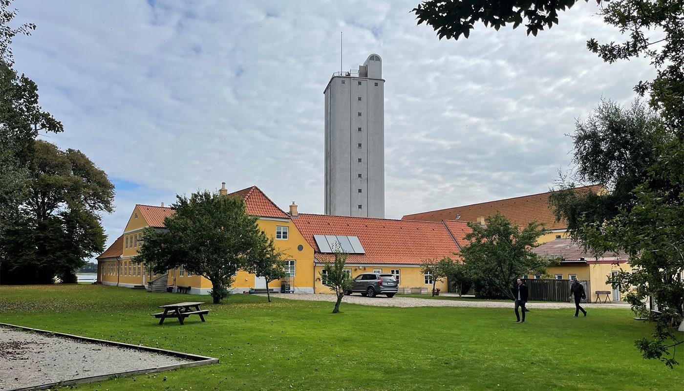 SMK Thy Elgaard Architecture