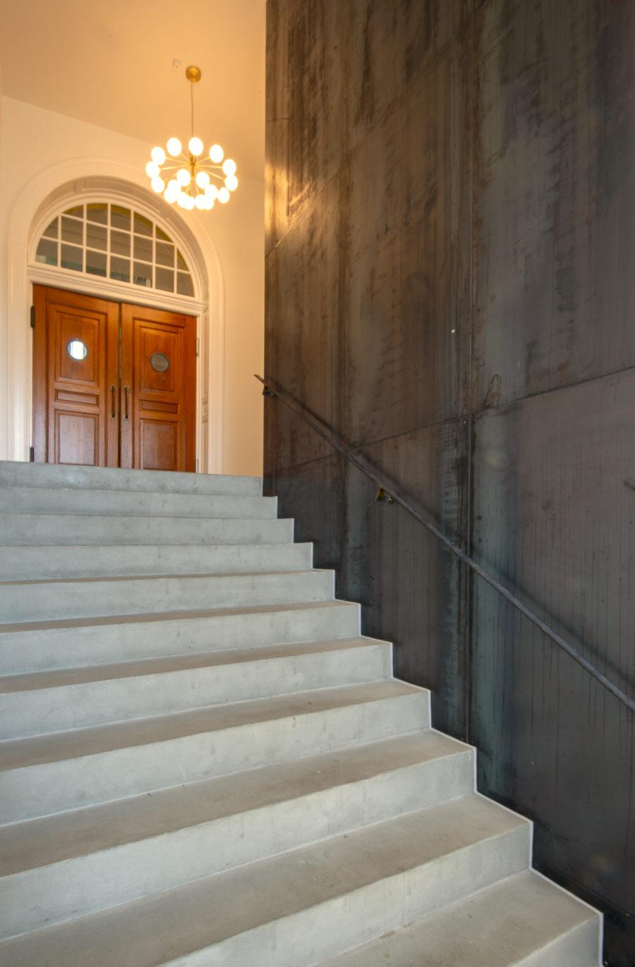 Havnegade 25 Copenhagen staircase Elgaard Architecture